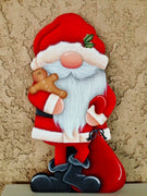 Jolly Santa Gnome Pattern By Jeannetta Cimo