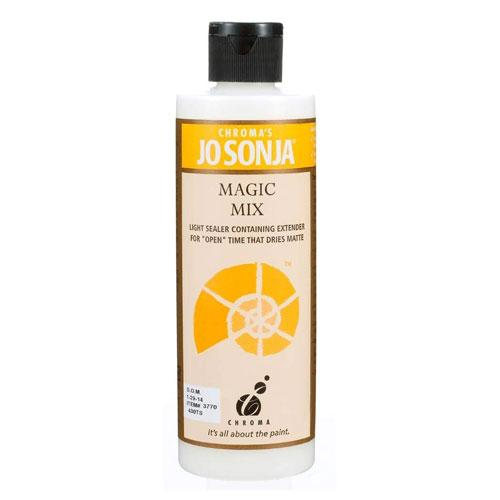 Jo Sonja Magic Mix - 8oz Bottle