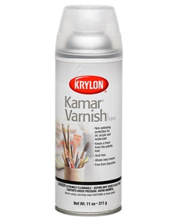 Kamar Varnish 1312 by Krylon
