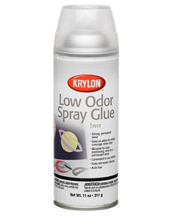 Low Odor Spray Glue by Krylon