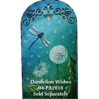 "14"" Medium Garden Gate Plaque"