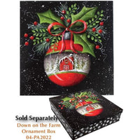 Down on the Farm Ornament Box Bundle