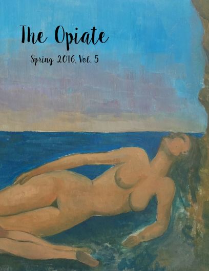 The Opiate, Spring 2016 Vol. 5
