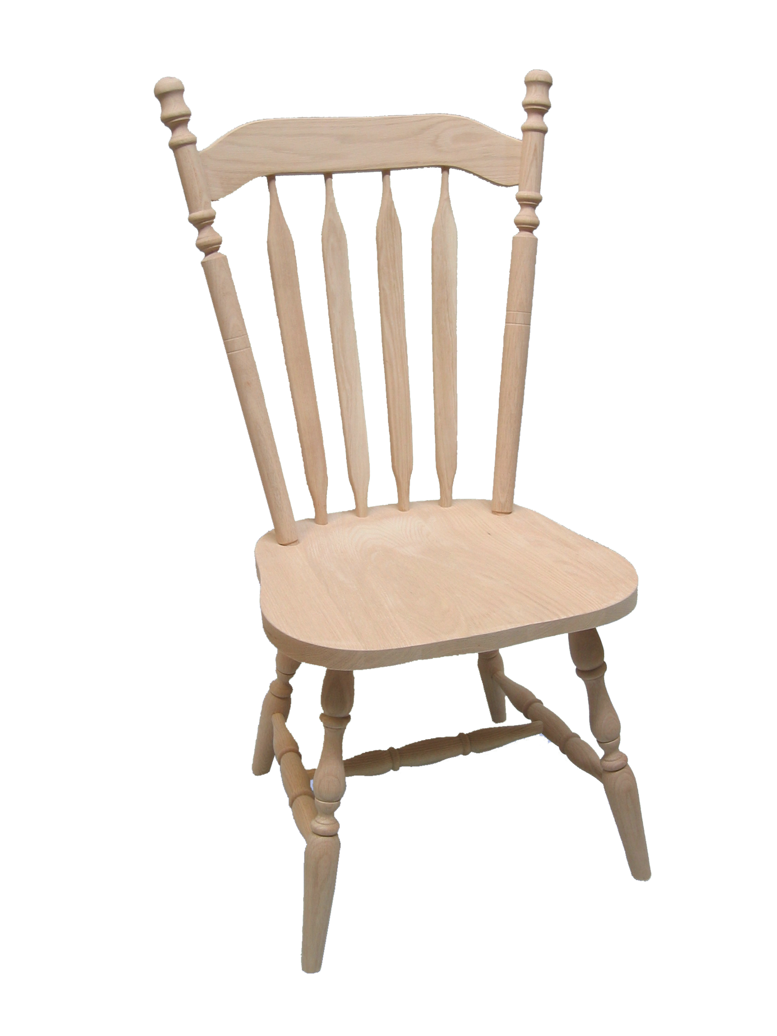 Colonial Bent Arrow Side Chair