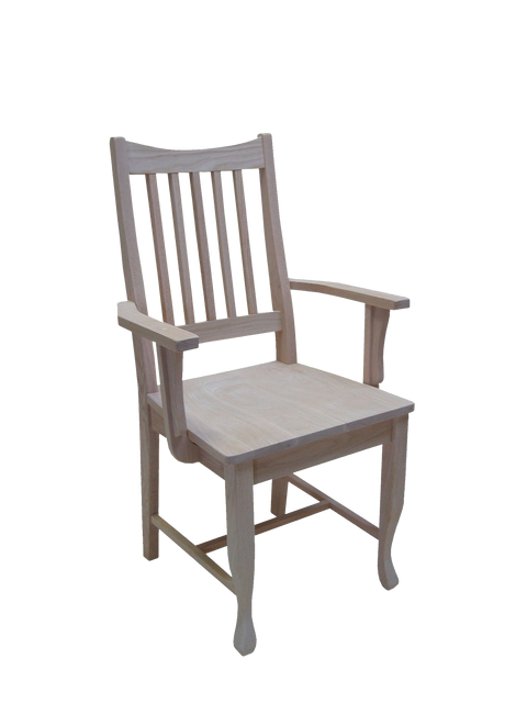 Contour Mission Arm Chair