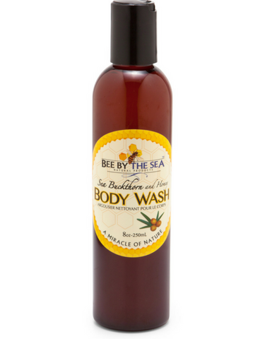 Body Wash Sea Buckthorn and Honey