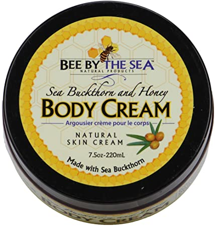 Body Cream Sea Buckthorn and Honey