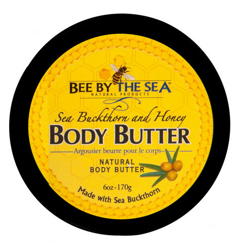Body Butter Sea Buckthorn and Honey