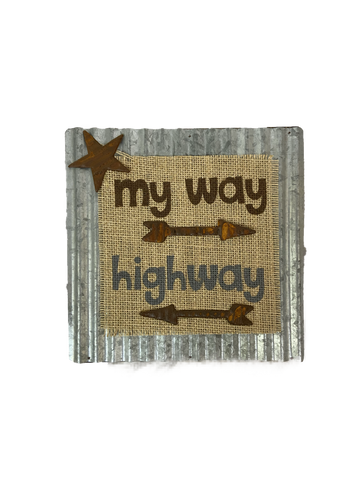 Sign My Way Highway