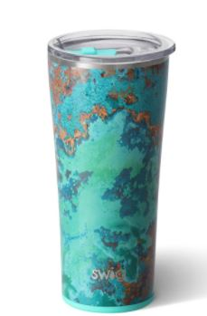 Swig 22oz Tumbler - Copper Patina