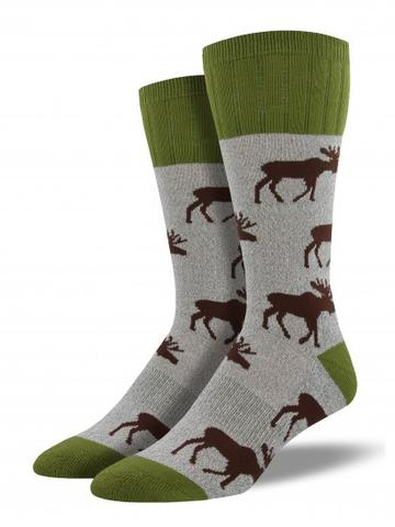 Socks Mens Moose