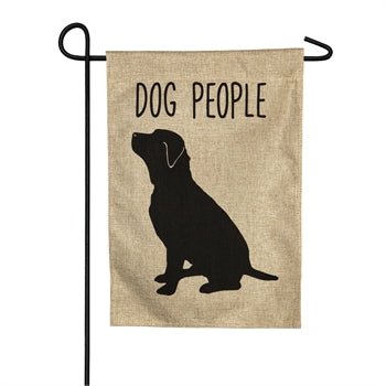 Garden Flag - Dog People
