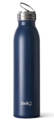 Swig 20oz bottle - Matte Navy