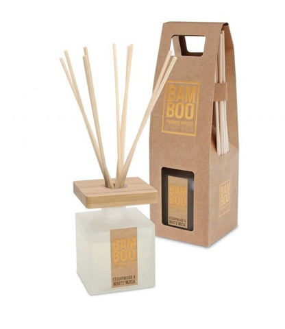 Diffuser Cedarwood White Musk