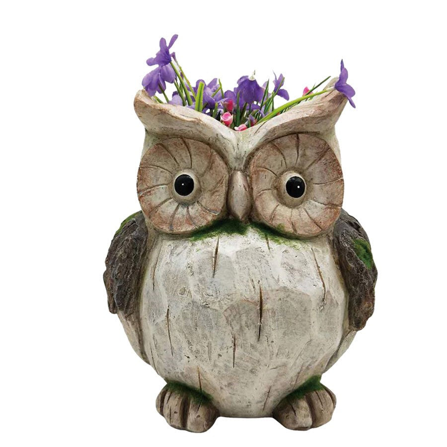 Planter Large Owl