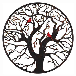 Large Cardinal Tree of Life