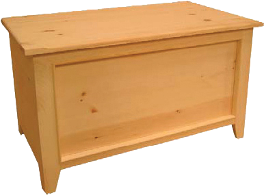 """A"" Series Blanket Box"