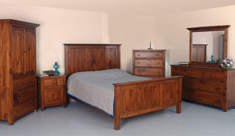 """A"" Series Beaded Bedroom Set"