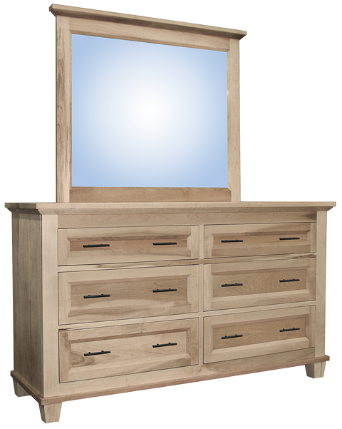 Algonquin 6 Drawer Dresser