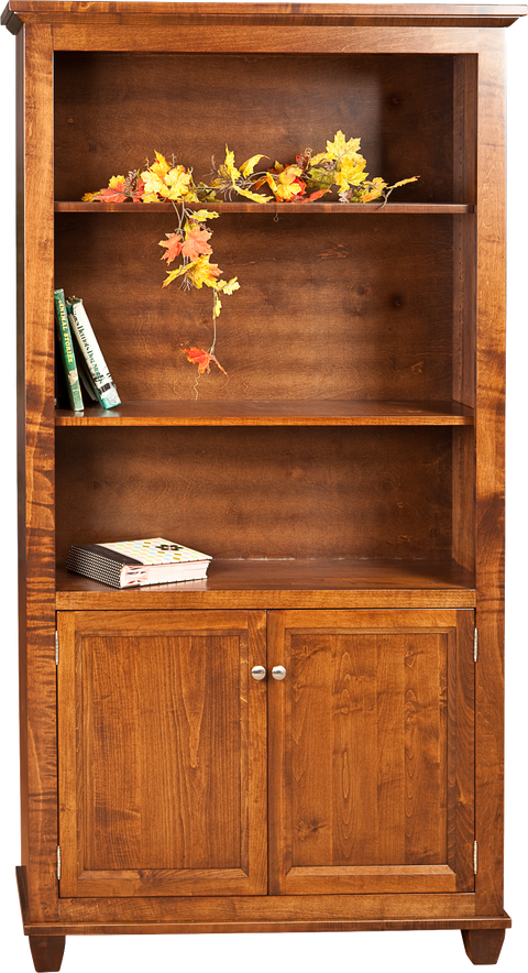 Algonquin 2 Door Bookcase