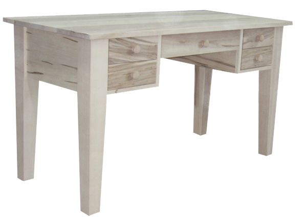 Andrews Student Desk with Square Tapered Legs