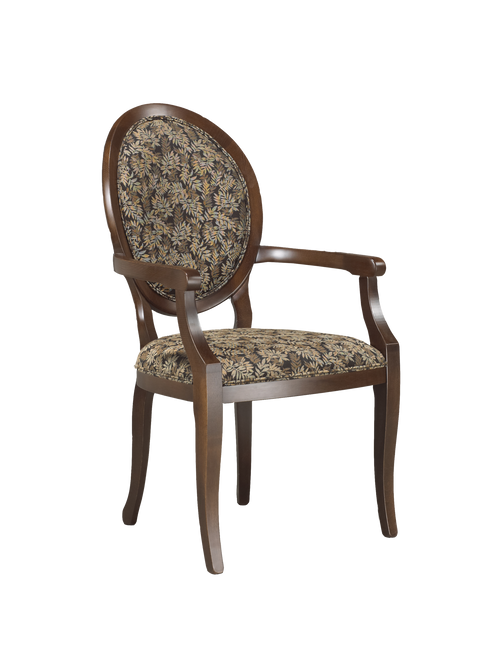 Fabric Seat and Back (Augu-AC-fab)