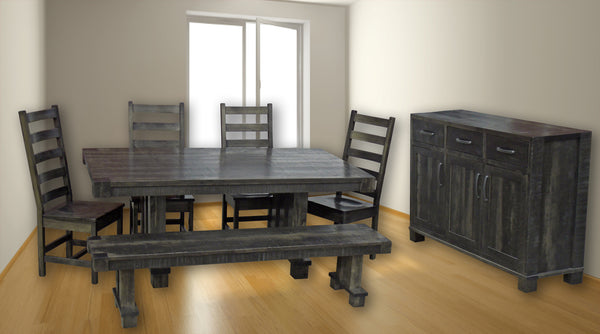 Backwoods Dining Set