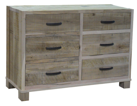 Backwoods 6 Drawer Dresser