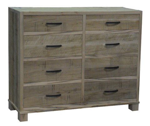 Backwoods 8 Drawer Dresser