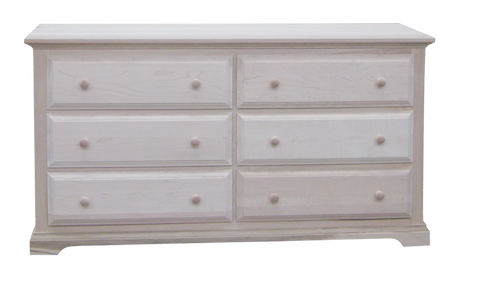 Carolina 6 Drawer Dresser