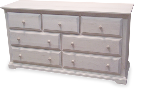 Carolina 7 Drawer Dresser