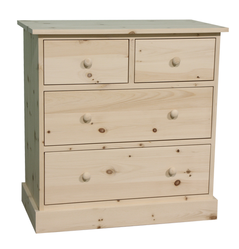 Cottage 4 Drawer Hiboy