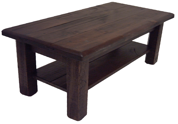 Coffee Table with Shelf CT2448