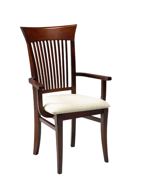Cardinal Arm Chair