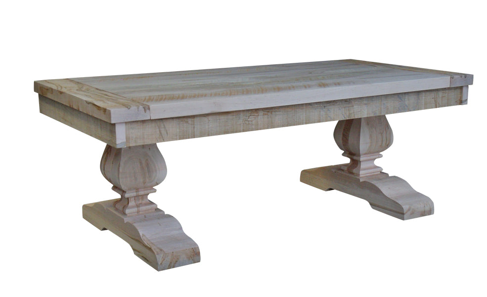 Century Pedestal Coffee Table