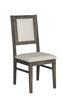 Contempo Padded Back Side Chair