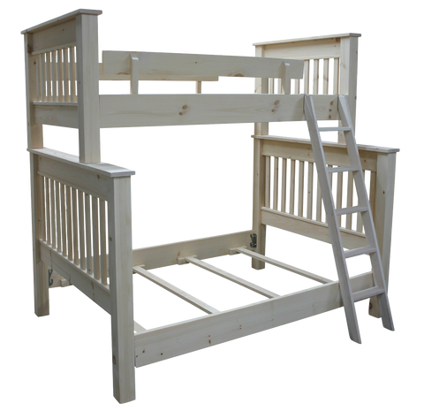 Loft Bunk Beds Craftworks At The Barn