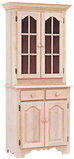 Legacy 2 Long Door Buffet with Hutch D302