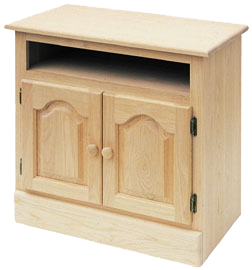 Cambridge Arch Door TV Stand