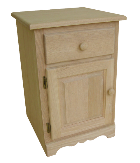 Cambridge 1 Door 1 Drawer Nightstand