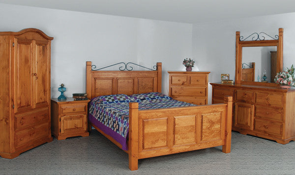 F4 Series Bedroom Set
