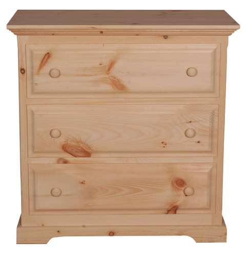 F4 3 Drawer Chest
