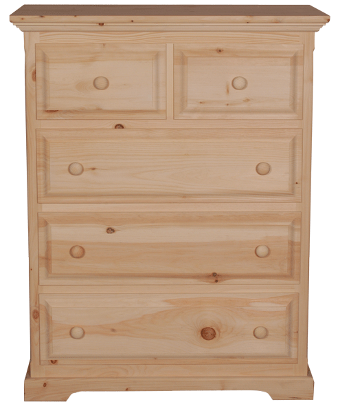 F4 4 Drawer Split Chest