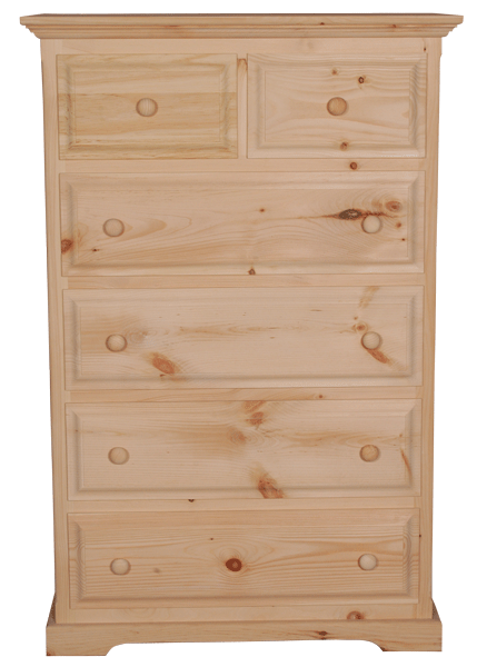 F4 5 Drawer Split Chest