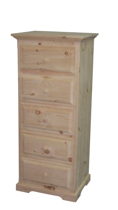 F4 5 Drawer Lingerie Chest
