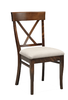 Florence X-Back Side Chair