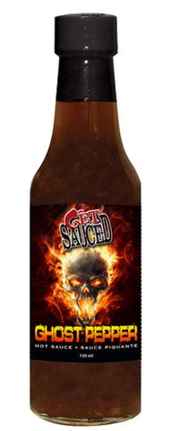 Ghost Pepper - Hot Sauce