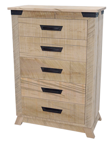 Hamilton 5 Drawer Hiboy
