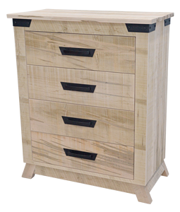 Hamilton 4 Drawer Hiboy
