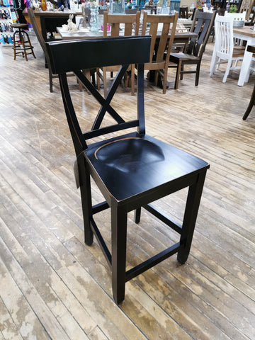 X Back Bar Chair